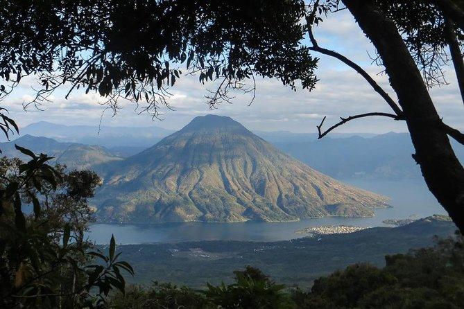 volcano san pedro in Guatemala