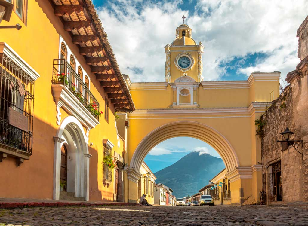 Historic centers in Latin America