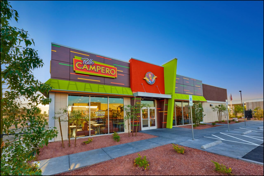 Pollo campero is one of the most emblematic companies from Guatemala