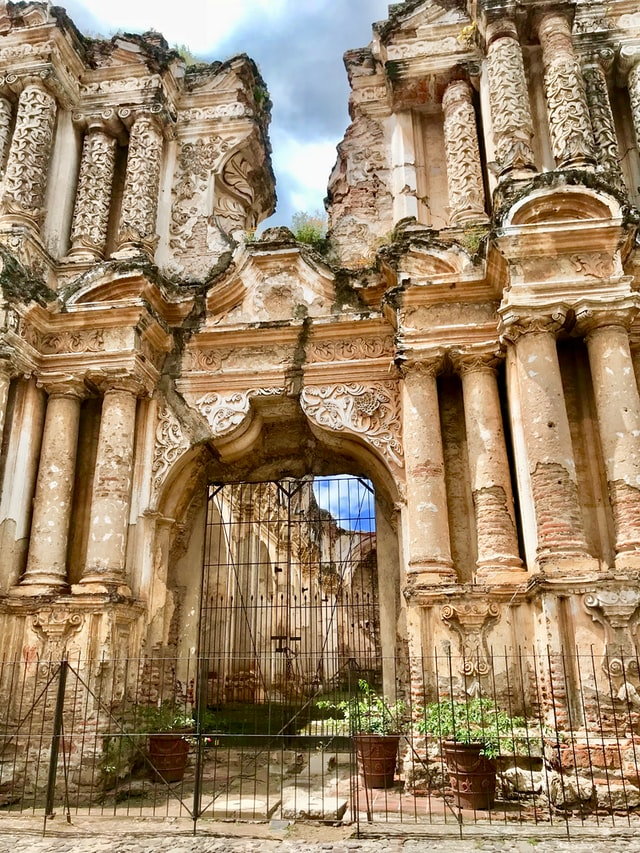 The secrets of Antigua, Guatemala